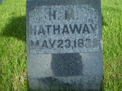 Hiram Mortimer Hathaway