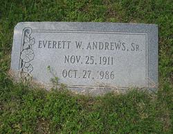 Everett W Andrews, Sr