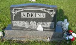 Welby V. Adkins