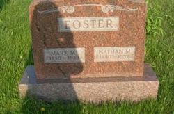 Mary M. <i>Lindsey</i> Foster