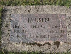 Lena C Jansen