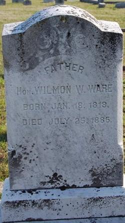 Wilmon W Ware
