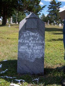 Rachel <i>Tedrow</i> Arnold