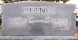 Battie <i>Pierce</i> Hinton