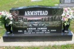 Chris James Armistead