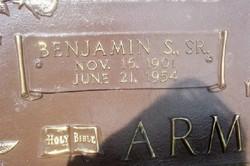 Benjamin S. Armistead, Sr