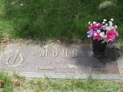 Marie Bertha <i>Berg</i> Mohr