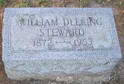 William Deering Steward