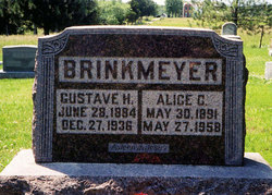 Gustave H Brinkmeyer