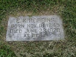 E K Robbins