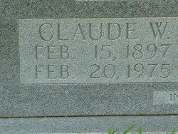 Claude Willis Blanton