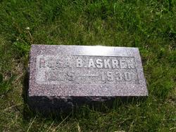 Rosa B. Askren