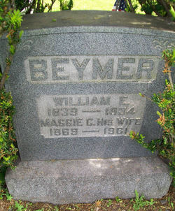 Maggie C. <i>Loper</i> Beymer