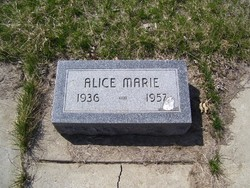 Alice Marie Albers