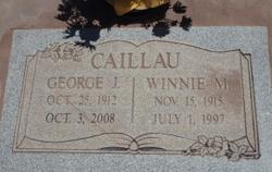 Winnie M. Caillau
