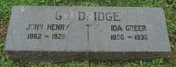 John Henry Goodridge