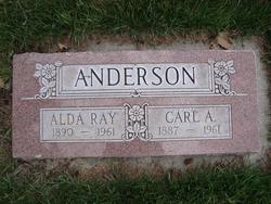 Alda Rae <i>Scrowther</i> Anderson
