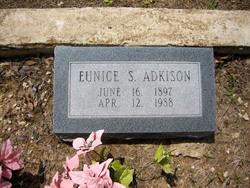 Eunice <i>Sullivan</i> Adkison