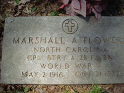 Marshall A. Flowers