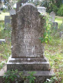 Rev Daniel Asbury Foxworth