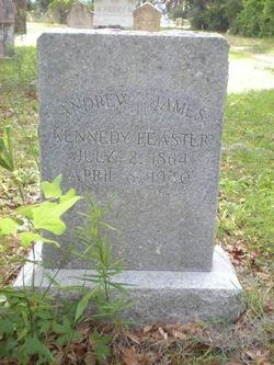Andrew James Kennedy Feaster