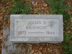 Julian Dreher Bauknight, Sr