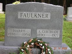 A Gertrude <i>Thompson</i> Faulkner
