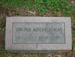 Virginia Agnes Flanagan