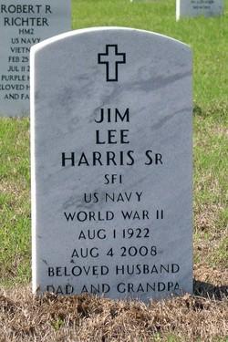 Jimmie Lee Jim Harris