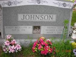 Rhonda Sue Johnson
