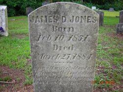 James D Jones