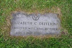 Elizabeth Clara <i>Bender</i> Deitering