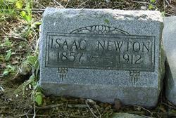 Isaac Newton Nate Albright