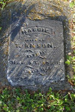 Maggie Anson