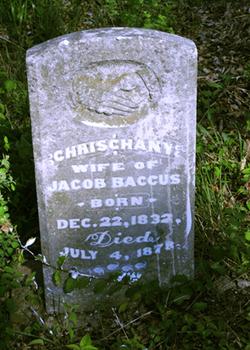 Chrischany Christa Ann <i>Crenshaw</i> Baccus