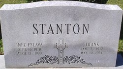 Inez Francis <i>Eslava</i> Stanton