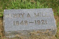 Henry Albert Mills