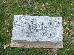 Hazel <i>Miller</i> Berlin