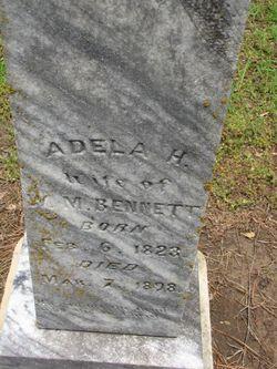 Aldelia Hunniwood Adela <i>Green</i> Bennett