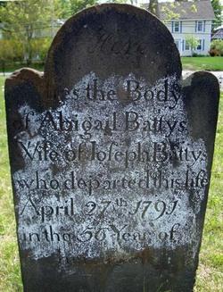 Abigail <i>Whitney</i> Bettis