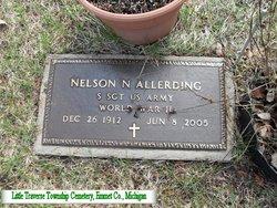 Nelson N Allerding