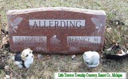 Bernice M <i>Fosmore</i> Allerding