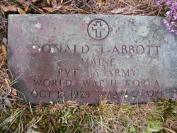Donald J. Abbott