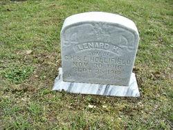 Lenard H. Hollifield