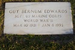 Guy Bernum Edwards