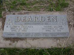 Thomas William Dearden