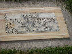 Eliza Jane <i>Stevens</i> Foote