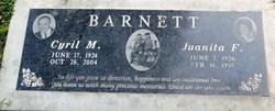 Juanita Frances <i>Sutherland</i> Barnett