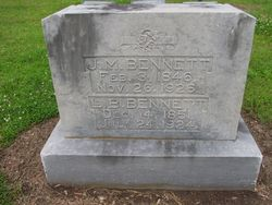 J M Bennett