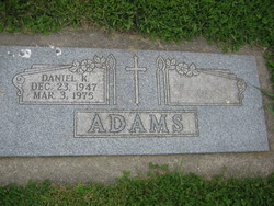 Daniel Kirkwood Adams
